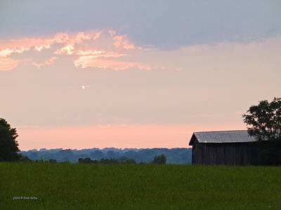 Photograph - Tennessee Sunset 2 by Nick Kirby