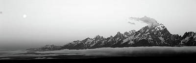 Teton Range Grand Teton National Park Art Print