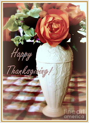 Photograph - Thanksgiving by Diana Besser