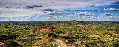 Photograph - The Badlands by Jonny D