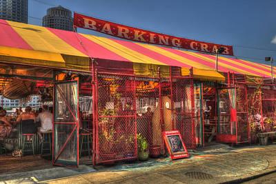 Photograph - The Barking Crab Boston by Joann Vitali