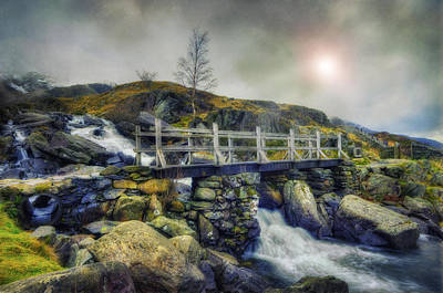Photograph - The Bridge To Devils Kitchen by Ian Mitchell