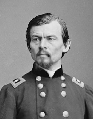 The Civil War Major General Franz Photograph By Everett