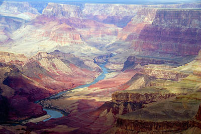 Photograph - The Colorado River And The Grand Canyon by Annie Griffiths