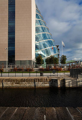The Convention Centre Dublin , Dublin Art Print by Panoramic Images