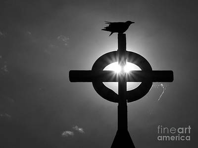 Photograph - The Cross by Inge Riis McDonald