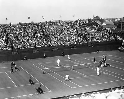 The Davis Cup Print by Retro Images Archive