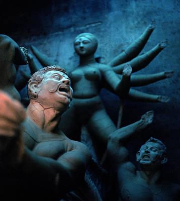 Goddess Durga Photograph - The Dream by Shaun Higson