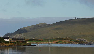 Portmagee Wall Art - Photograph - Peace And Tranquility by Dave Byrne