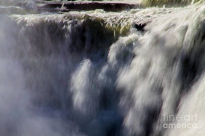 Photograph - The Falls by William Norton
