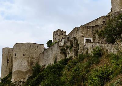 Photograph - The Fortress by Andrea Mazzocchetti