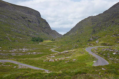 Photograph - The Gap Of Dunloe by Jane McIlroy