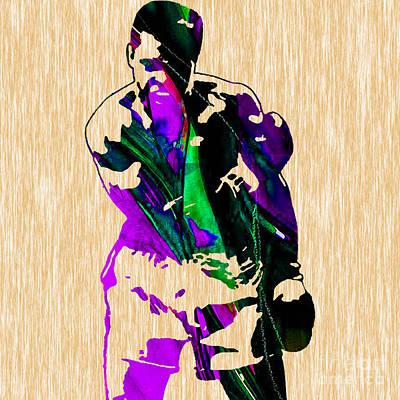 The Greatest Muhammad Ali Print by Marvin Blaine