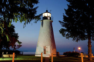 Photograph - Concord Point Lighthouse by Crystal Wightman