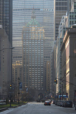 Panam Photograph - The Helmsley Building by Michael Davis