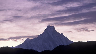 Himalaya Photograph - The Himalayas by Anonymous