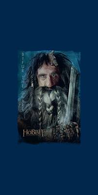 The Hobbit Wall Art - Digital Art - The Hobbit - Bifur by Brand A