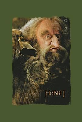 Tolkien Digital Art - The Hobbit - Oin by Brand A