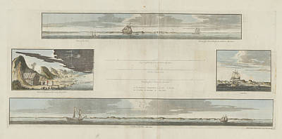 The Isle Of Sable Art Print by British Library