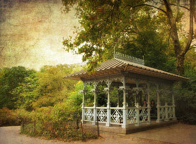 Jessica Photograph - The Ladies Pavilion by Jessica Jenney