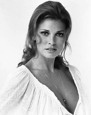 Locket Photograph - The Last Of Sheila, Raquel Welch, 1973 by Everett