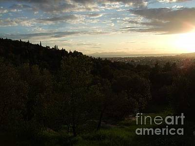 Photograph - The Light Of The Dawn-7 by Katerina Kostaki