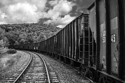 Photograph - The Line by Anthony Thomas