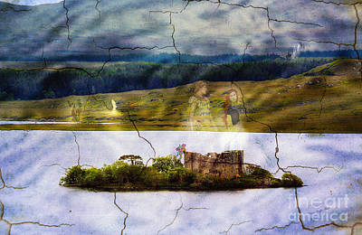 Photograph - The Lost Kingdom by Patricia Griffin Brett