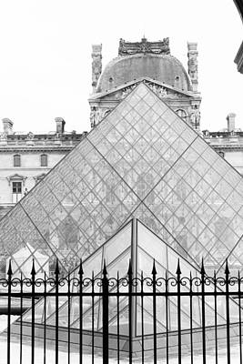 Photograph - The Louvre by Samantha Delory