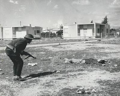 The Massacre Of Limassol Art Print by Retro Images Archive