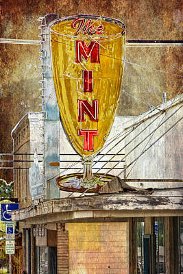 Photograph - The Mint by Randall Nyhof