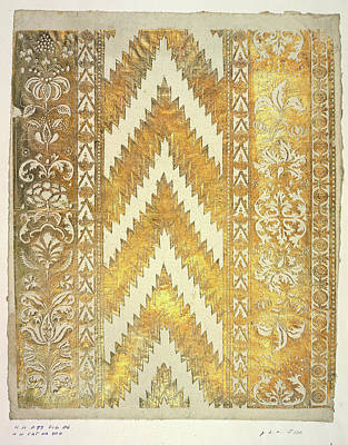 Embossed Photograph - The Olga Hirsch Collection Of Decorated P by British Library