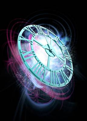 The Passing Of Time Print by Victor Habbick Visions