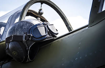 Photograph - The Pilot by Eric Miller