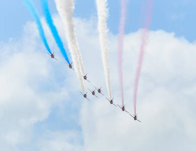 Word Signs - The Red Arrows by Dutourdumonde Photography