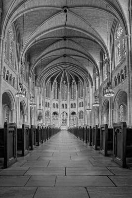 Photograph - The Riverside Church by Susan Candelario