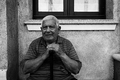 Photograph - The Sardinian by Paul Indigo