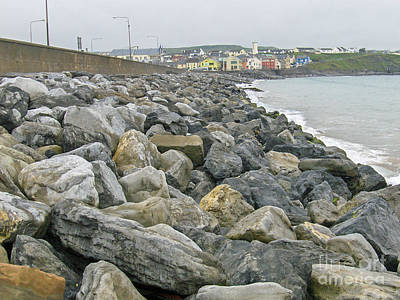 Photograph - The Shores Of Ireland by Brenda Brown