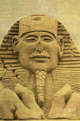 The Sphinx Art Print by Sophie Vigneault