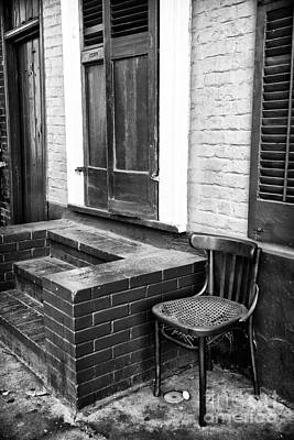 Photograph - The Stoop by John Rizzuto