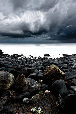 Tempest Photograph - The Storm by Jorge Maia