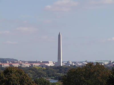 Washington Monument Digital Art - The Washington Monument  by Bill Cannon