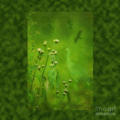 Photograph - Think Green by Vicki Pelham