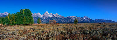 This Is Grand Teton National Park Art Print by Panoramic Images