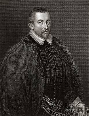 Thomas Bodley, English Diplomat Art Print