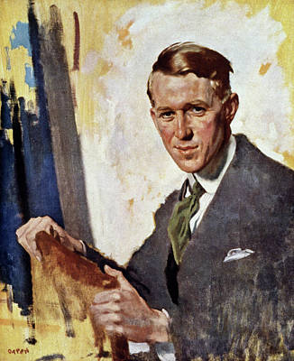 Sir William Orpen Painting - Thomas Edward Lawrence (1888-1935) by Granger