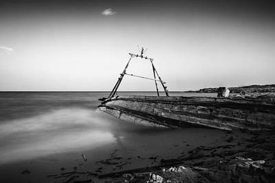 Photograph - Time Erases All by Alfio Finocchiaro