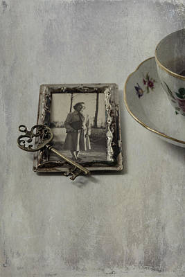 Tableware Photograph - Time For Coffee by Joana Kruse