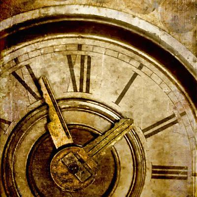 Time Travel Art Print