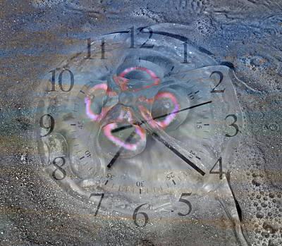 Surrealism Digital Art - Timing by Betsy Knapp